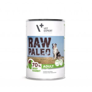 Raw-Paleo-Hundefutter-Nassfutter-Rind-und-Kaninchen