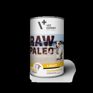 VetExpert Adult Light Pute Nassfutter Hundefutter Premium getreidefreies Hundefutter, Alleinfuttermittel, Trockenfutter, Nassfutter, Hundebedarf, Hundenahrung, Hundeernährung