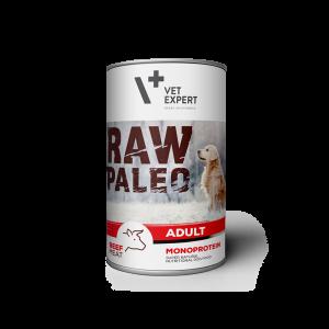 VetExpert Adult Rind Nassfutter Premium getreidefreies Hundefutter, Alleinfuttermittel, Trockenfutter, Nassfutter, Hundebedarf, Hundenahrung, Hundeernährung