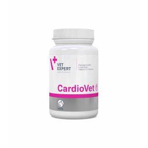 8. VetExpert CardioVet 90 Tab Diätergänzungsfuttermittel Tierarztbedarf, Veterinärbedarf, Veterinärmedizin, Praxisbedarf, Ergänzungsfuttermittel, Tierarztprodukten, Tierapotheke, Tierpflegeprodukte