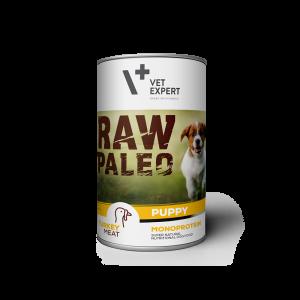 VetExpert Puppy Truthahn Nassfutter Premium getreidefreies Hundefutter, Alleinfuttermittel, Trockenfutter, Nassfutter, Hundebedarf, Hundenahrung, Hundeernährung