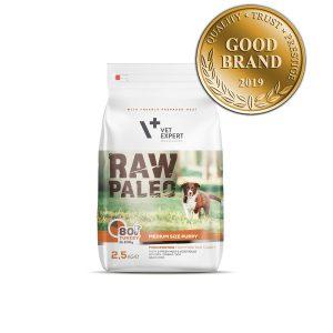 VetExpert Raw Paleo Medium Breed Puppy 2.5kg Premium getreidefreies Hundefutter, Alleinfuttermittel, Trockenfutter, Nassfutter, Hundebedarf, Hundenahrung, Hundeernährung