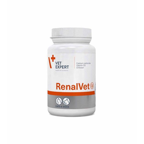 VetExpert RenalVet 60 Kapseln Twist-Off Diätergänzungsfuttermittel Tierarztbedarf, Veterinärbedarf, Veterinärmedizin, Praxisbedarf, Ergänzungsfuttermittel, Tierarztprodukten, Tierapotheke, Tierpflegeprodukte
